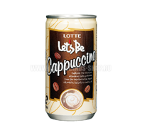 "Кофе ""Let's be""Cappuccino 240мл"